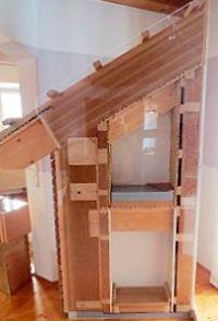パヴァテックス木質繊維断熱材の導入例