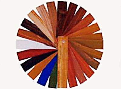 健康を害さない安心の塗料エコGウッドカラー